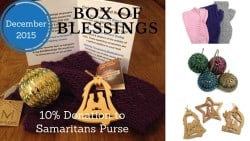Box of Blessings: December 2015 – Christmas