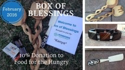 Box of Blessings: February 2016 – Kenya