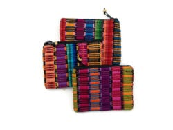 Guatemala coin purse fair trade
