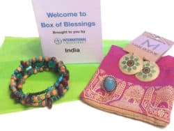 Box of Blessings: July 2016 – India