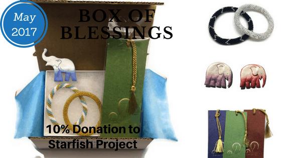 Box of Blessings Nepal & Sri Lanka